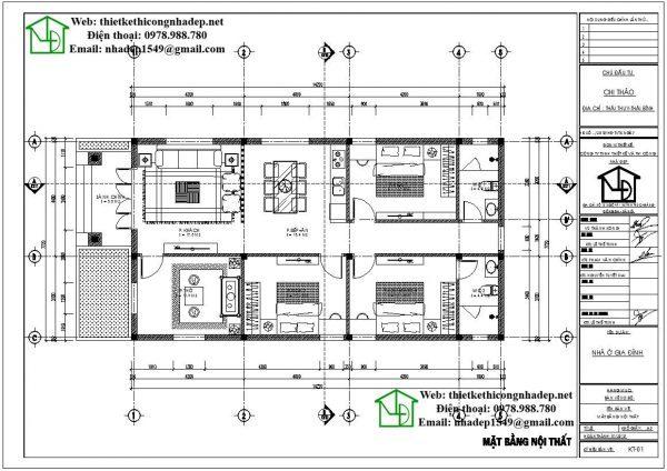 mẫu nhà cấp 4 7x14m 4