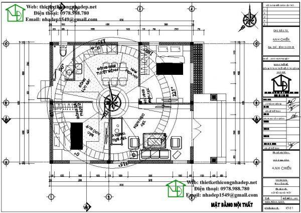mẫu nhà cấp 4 8x10m 3