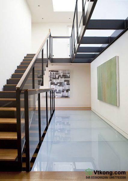 Cầu thang hiện đại BT3T2