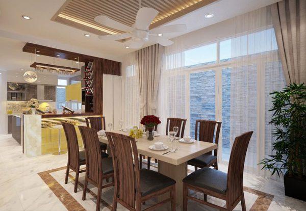 Thiết kế nội thất phòng bếp BT3T1