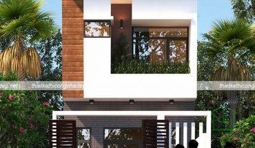 Tư vấn thiết kế mẫu nhà phố 2 tầng 5x13m đẹp giá rẻ 3