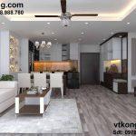 Nội thất chung cư, thiết kế nội thất chung cư hiện đại giá rẻ