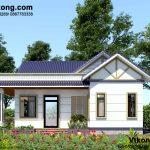 Nhà mái thái 1 tầng giá 850 triệu tại Hưng Yên BT1T60