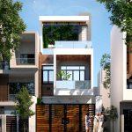 Chiêm ngưỡng mẫu nhà phố 3 tầng 5x19m tại Hà Nội NP3T09