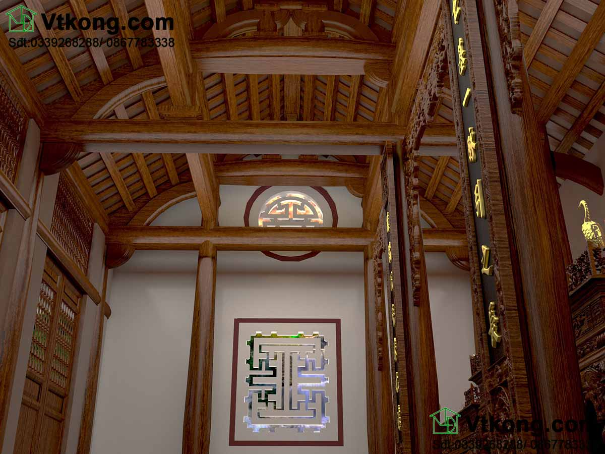 Nhà thờ đẹp giá rẻ tại Ninh Bình.