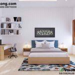 Thiết kế nội thất biệt thự đẹp tại Thái Nguyên NT07