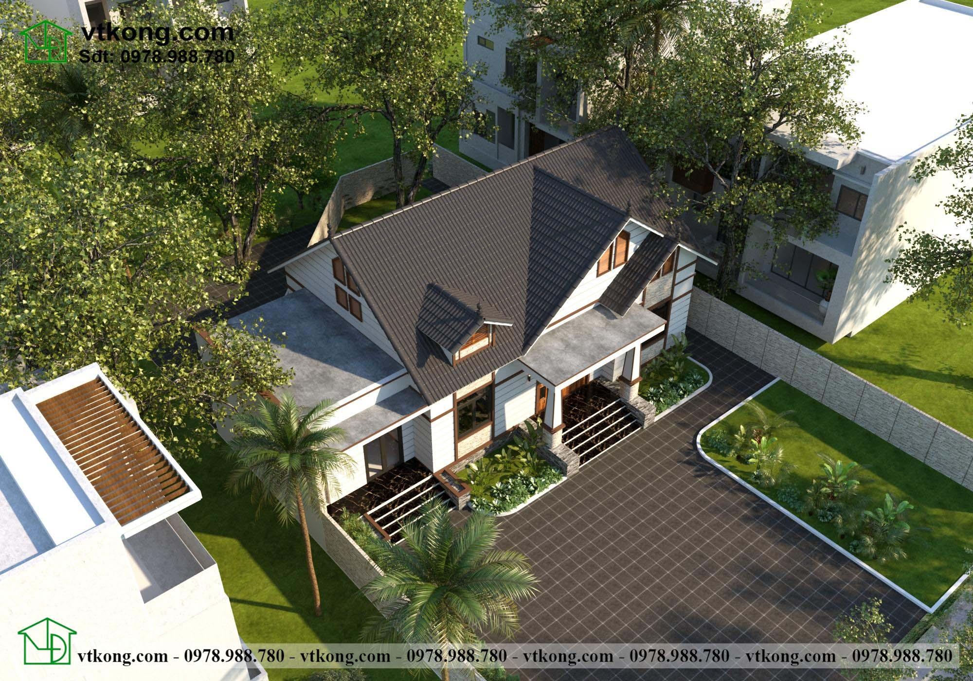 Nhà Cấp 4 16x12m Tại Nha Trang Nc492