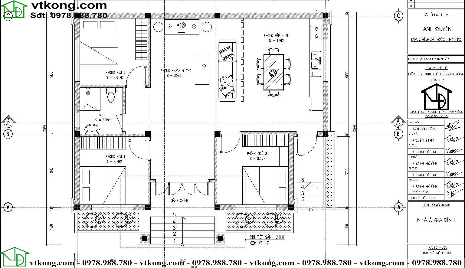 Nhà Cấp 4 Mái Nhật 11x10m Tại Hải Phòng Nc4112