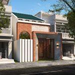 Nhà cấp 4 có gác lửng 5x13m tại Quảng Bình NC4121