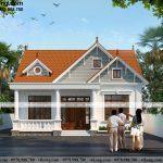 Nhà cấp 4 2 phòng ngủ 10x13m tại Đồng Nai NC4124