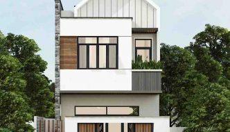Mẫu thiết kế nhà ống 2 tầng 5x15m hiện đại tại Lạng Sơn NP2T017