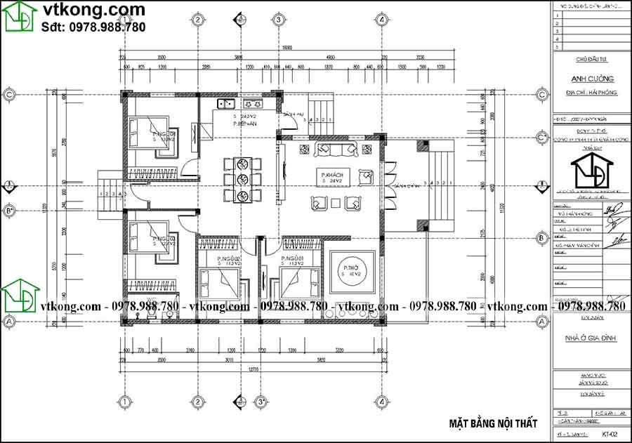 Mb-cong-nang-mau-nha-cap-4-mai-thai-4-phong-ngu-11x15m-nc4141