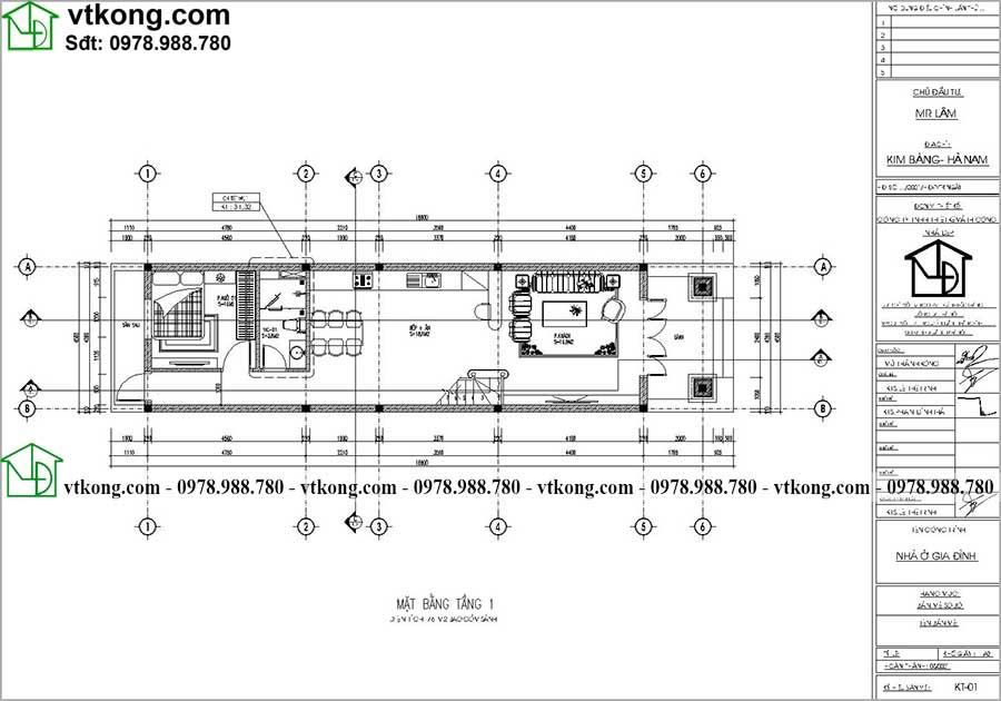 Mb-cong-nang-tang-1-cua-mau-nha-ong-2-tang-tan-co-dien-4.5x15m-np2t020